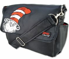 "Dr. Seuss is going to be our ""theme"" I think. And I love this diaper bag!"