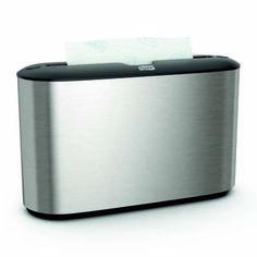 Συσκευές Χειροπετσέτας: Συσκευή Χειροπετσέτας Multifold Countertop Inox Tork Countertops, Canning, Vanity Tops, Countertop, Home Canning, Conservation, Table Top Covers