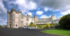 Drive through Ireland while sleeping in castles