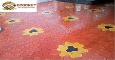 Interlocking #tiles & pavers - #Manufacturers #suppliers in #Noida #GreaterNoidaWest #InterlockingTiles #PaversTiles #FlyashBricks #Kerbstone #HollowBlocks Contact us:- Mobile - +91 9540040451 Email - ecocret@gmail.com http://ecocret.com/products/pavers/oxo/09