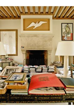 Hubert de Givenchy, en su mansión del Loira | Galería de fotos 1 ...