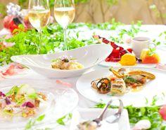 ダズルの特徴 | レストランウェディングなら 他にはない情報多数掲載 SWEET W TOKYO WEDDING