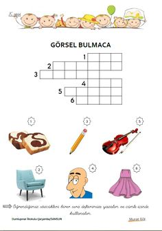 Action Verbs, Class Activities, Booklet, Teacher, Education, Reading, School, Pictures, Crossword