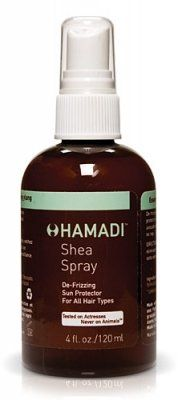 Hamadi Organics Shea Spray 4 fl oz * You can find more details by visiting the affiliate link Amazon.com.