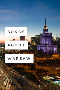 songs about warsaw