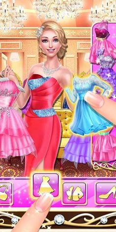Prom Salon - High School Girls– Capture d'écran