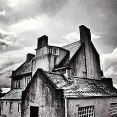Charles Rennie Mackintosh - The Hill House