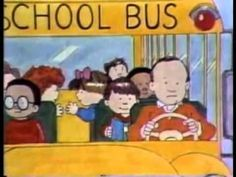 ▶ Riding the School Bus Safety - YouTube