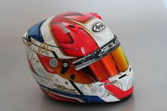 Arai SK-6 Q.Dupus 2013 by BS Designs