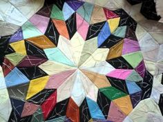 """""""The Beautiful Design"""" Patchwork Challenge by Jackie Wills"""