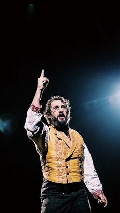 Josh Groban as Pierre from Natasha, Pierre & the Great Comet of 1812 Great Comet Of 1812, The Great Comet, Theatre Nerds, Theater, Need A Hug, Patrick Star, Queen, Bullshit, I Love Him
