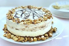 Norwegian Food, Norwegian Recipes, Pudding Desserts, Food Presentation, Nom Nom, Cake Recipes, Sweet Tooth, Goodies, Food And Drink