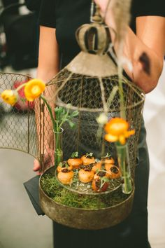 Rustic wedding menu ideas from Kalm Kitchen
