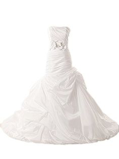 GL bridal White Floral Crystal Beaded Simple Cheap Wedding Dresses US2 GL bridal http://www.amazon.com/dp/B01CVCWI5E/ref=cm_sw_r_pi_dp_eL85wb0JHMHD4