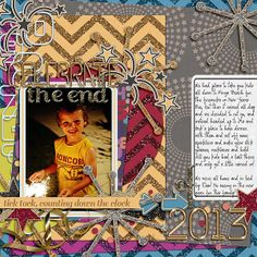 celebratetheendof2013 by ksbella using New Year Cheer Kit by @Peppermint Creative