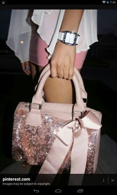 bow purse where do I get this purse? Backpack Purse, Purse Wallet, Fashion Bags, Fashion Accessories, Bow Purse, Mode Shoes, Pink Love, Perfect Pink, Cute Purses