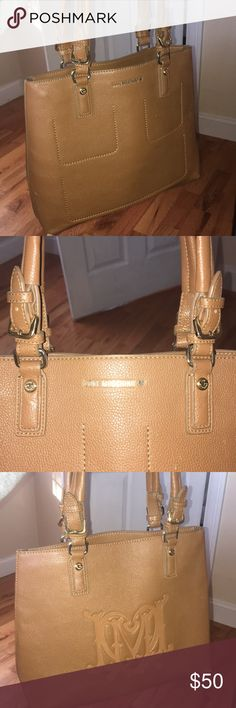 Love Moschino Medium brown tote Scratched a little Love Moschino Bags Totes