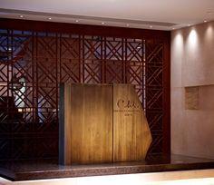 Chi Spa New China Lhasa Shangri La Hotel Lobby China Style