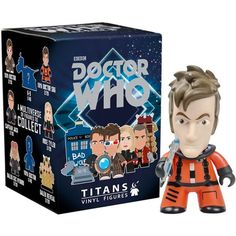 10th Doctor Who Gallifrey Collection : Blind Box - The Gallifrey Collection features allies such as the Bad Wolf herself - Rose Tyler, �Next� Doctor Jackson Lake, the immortal Captain Jack Harkness and the lovable K9 alongside such notorious villains as The Master, the Supreme Dalek and Lord President of Gallifrey Rassilon!