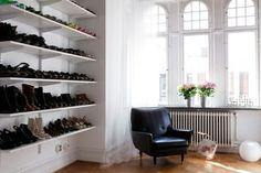 shoe closet inspiration idea