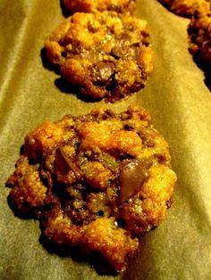 Kanelikaruselli: helpot gluteenittomat suklaakeksit (voita tai kananmunia ei tarvita)