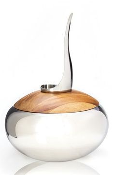 Nambé Scoop Ice Bucket available at #Nordstrom