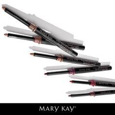 ¡Define tus labios con precisión y larga duración con los nuevos Delineadores de Labios!  #MaryKay #MaryKayEspaña #MaryKayEspana #Labios #Delineadores