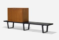 "Lot by George Nelson at ""American Design"" auction, at Wright. #georgenelson #wright20 #hermanmiller"