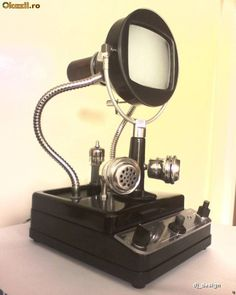 Love all things steampunk?. You might then fancy your chances with this DIY and working Romanian steampunk TV that is currently available on auction – with its starting bid of €300. Defi…