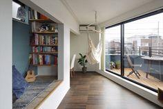 Best Living Room Design, Home Room Design, Loft Design, Small House Design, Home Living Room, Living Room Decor, Interior Room, Interior Exterior, Interior Design