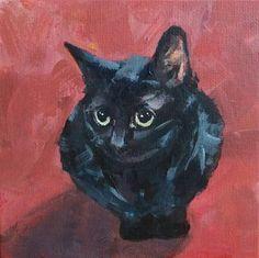 "Daily Paintworks - ""Olive No. 9"" - Original Fine Art for Sale - © Shannon Bauer"