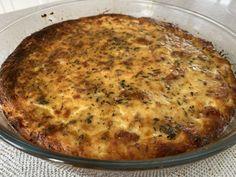 Quiche Tart Recipe, Quiche Recipes, Tart Recipes, Cooking Recipes, Savory Cheesecake, Melktert, Savory Tart, I Foods, Macaroni And Cheese