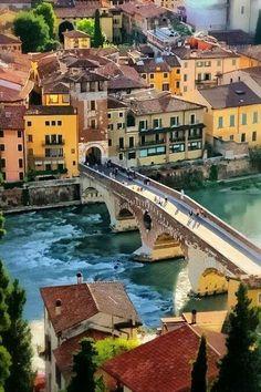 Verona, Italy #italytravelinspiration