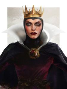 Realistic Evil Queen