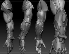 zbrush and Keyshot hardsurface modeling Blizzardfest challenge 2014 Cyberpunk, Character Concept, Concept Art, Character Design, Suit Of Armor, Body Armor, Tattoos Bras, Zbrush Character, Hard Surface Modeling