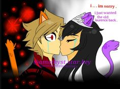"""I love this part! YouTube Aphmau - """"The Vows We Take"""""""