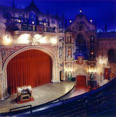 Curious Places: Tampa Theater (Tampa/ Florida)