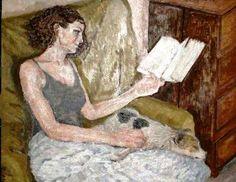 Leitura de verão, 1958 Donald Moodie (Escócia, 1892-1963) Óleo sobre tela ---- ---- Como um grupo de leitura mudou a minha vida ---- ---- Na ocasião do lançamento do Times Book Club, em março de 20...