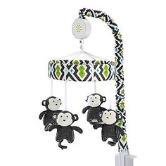 Safari Monkey Musical Mobile * Be sure to check out this awesome product. Note: It's an affiliate link to Amazon.