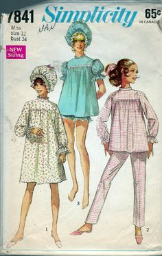 1b7268963ba4 17 Best Baby doll pj patterns images