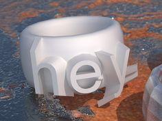 hey, my name is joe, 3D print