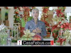 Ideas para decorar en Navidad [DIY, Hazlo tu mismo] Ideas del Hogar por Casa Febus - YouTube