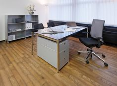 system4 Swiss modular furniture Office filing cube assembly inspired