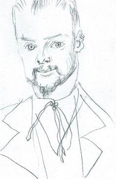 Paul Klee - August Macke, 1914