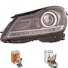 Bi Xenon  Headlight right Mercedes-Benz C Class W204 11->> Bosch LED 1371558