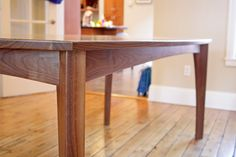 The Arcs Dining Table Colorado, Urban Setting, Table Sizes, Something Beautiful, Wood Colors, Hardwood, Table Settings, Dining Table, Marzano