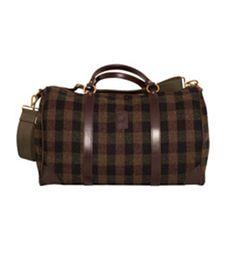 Luggage Harris Tweed D06 £280
