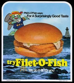 Filet O Fish (McDonald's Copycat Recipe)