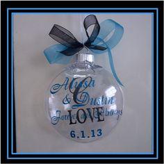 Wedding Floating Ornament