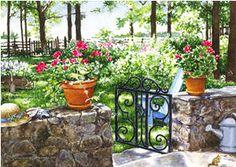 Garden Dreams by Laura Berry